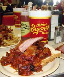Nothing is better than Arthur Bryant's BBQ sauce and I've never even been to the place!